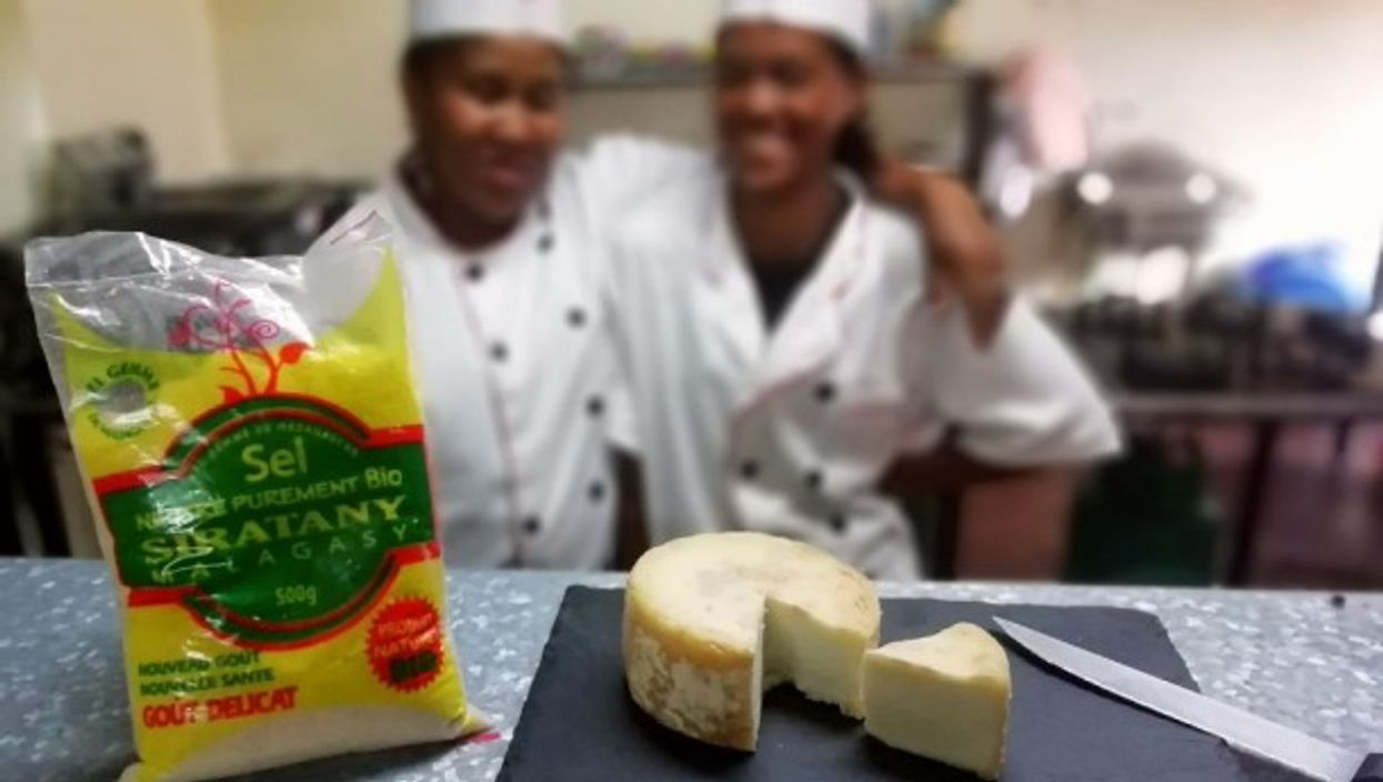 Cheese is first and foremost a luxury product in Madagascar