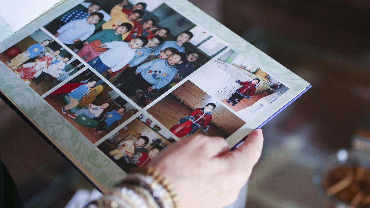 For Chinese Adoptees In The U.S., Identity Comes In Layers