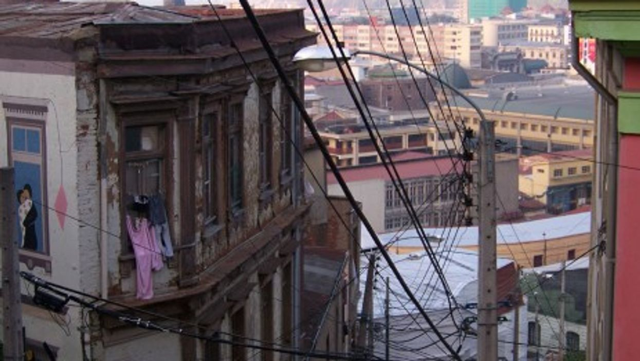 Chile's port city of Valparaiso made AmericaEconomia's annual city ranking for the first time