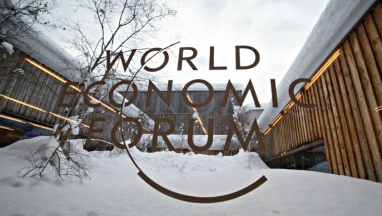 Chill over Davos on Jan. 21