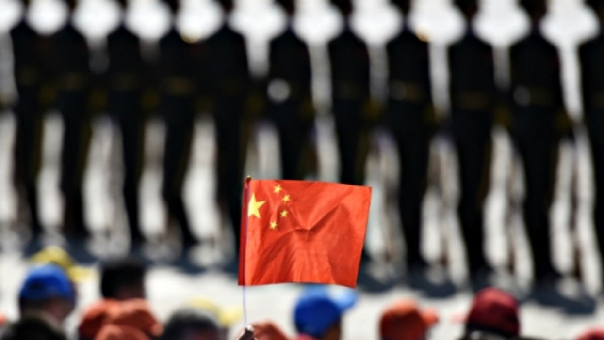 China could become the world's top economic and military power by 2020
