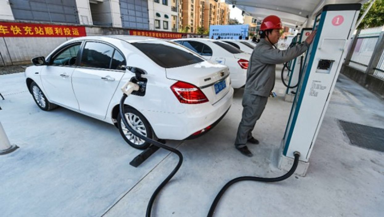 China has put 1 million electric vehicles in circulation
