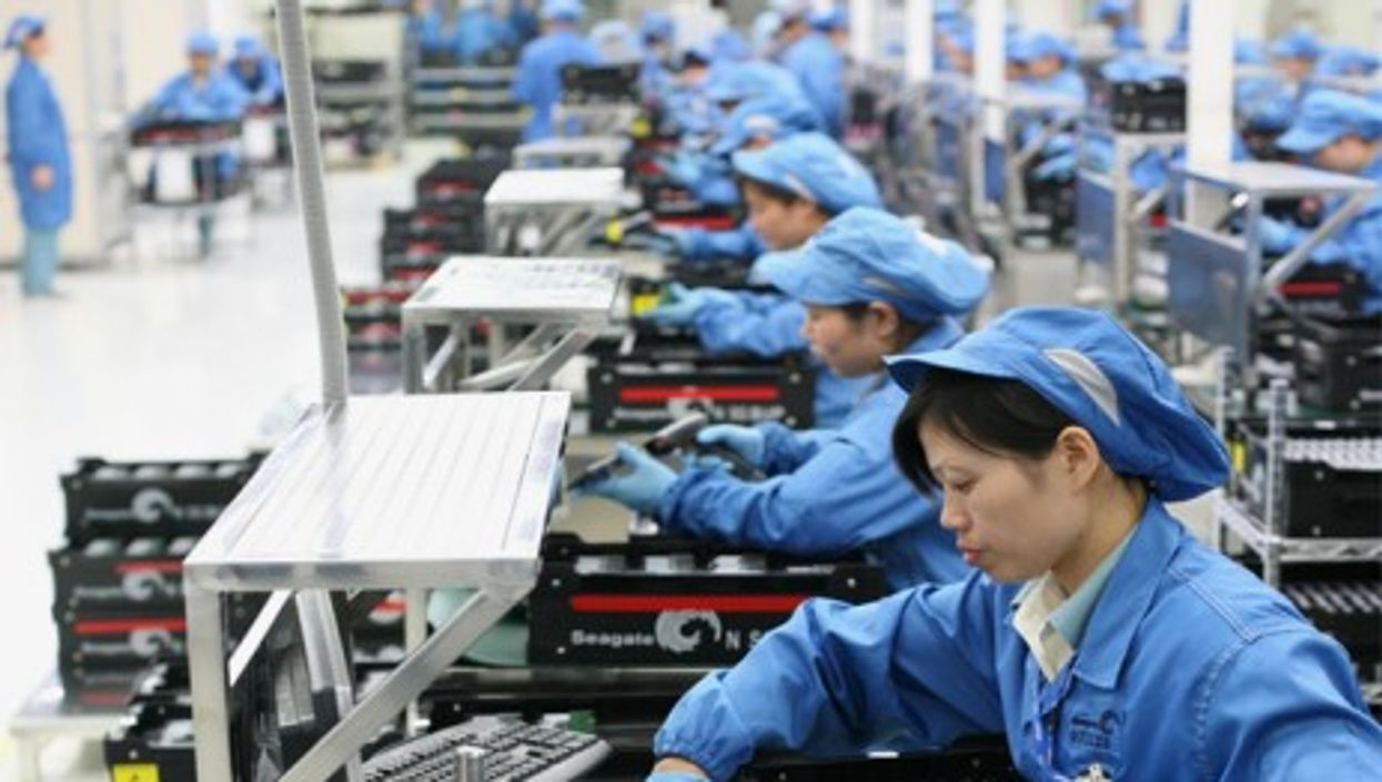 China's next challenge: transforming its manufacturing sector (Robert Scoble)