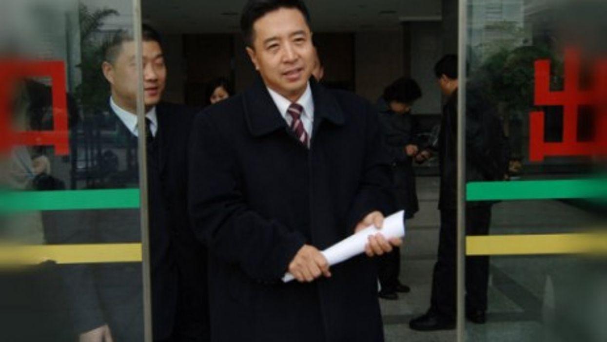 Chinese defense lawyer Gao Zicheng