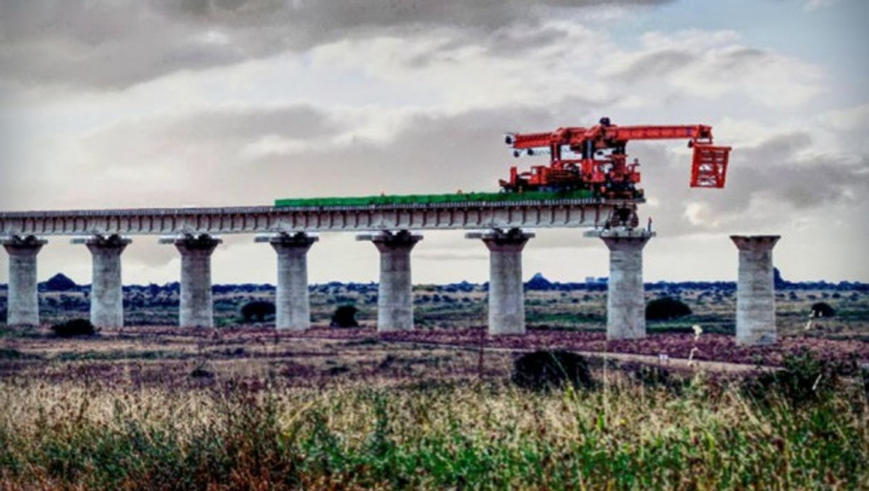 Chinese infrastructure in Kenya