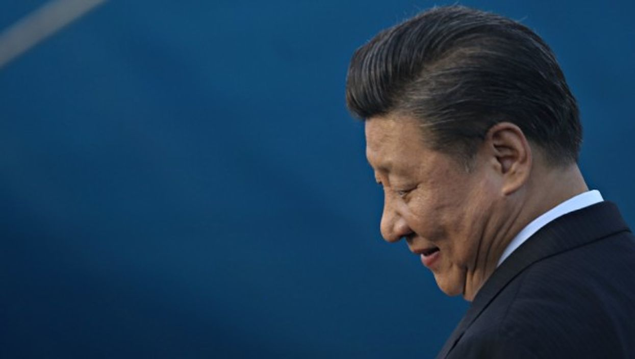 Chinese President Xi Jinping's 'reunification' speech sparked outrage