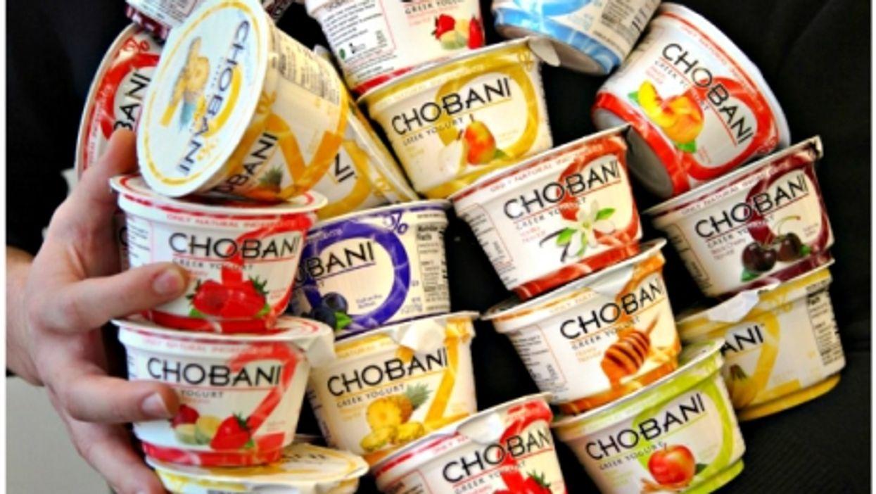 Chosing Chobani