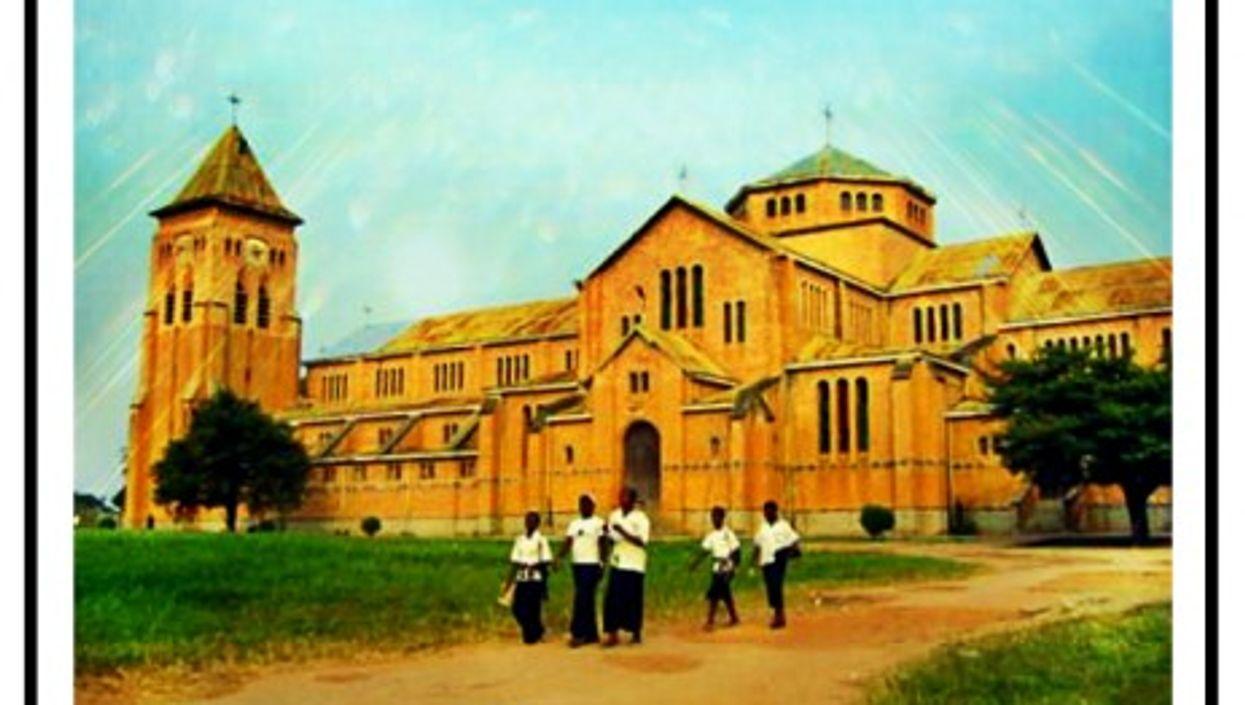 Church-going in Bas-Congo