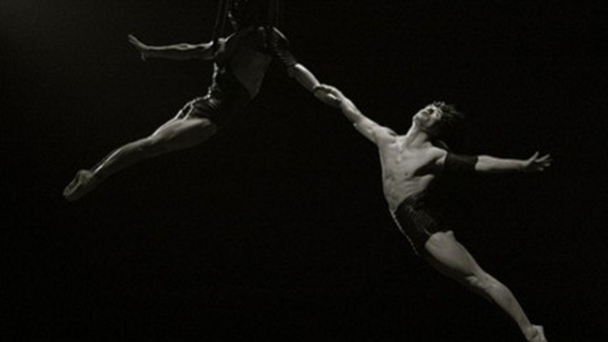 Cirque du Soleil (tarotastic)