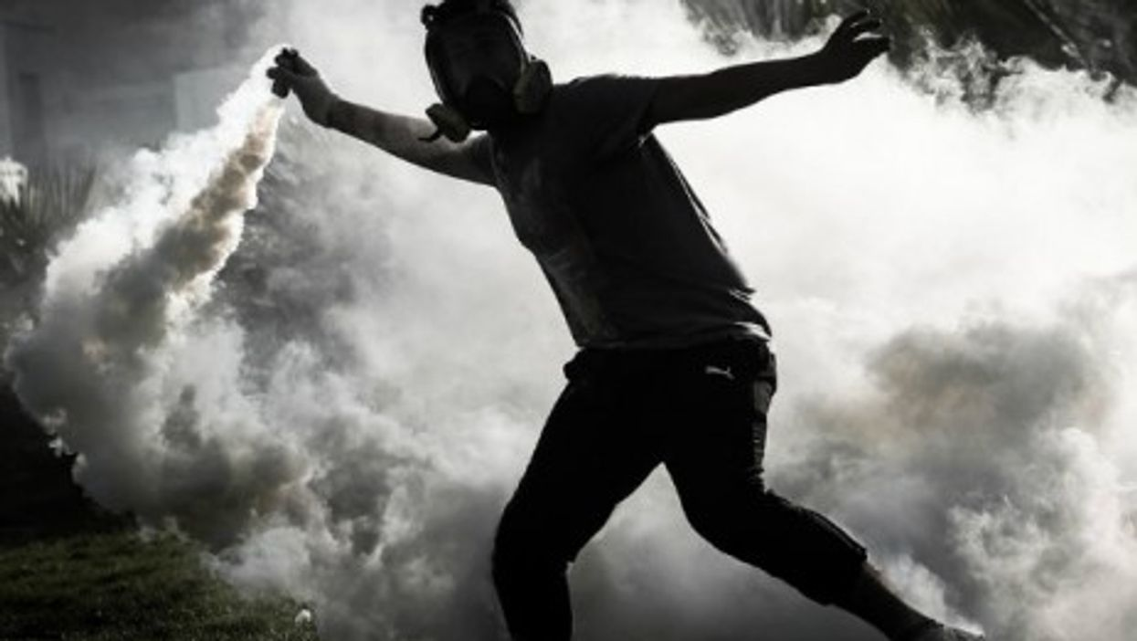 Clashed erupted Wednesday in Bahrain.