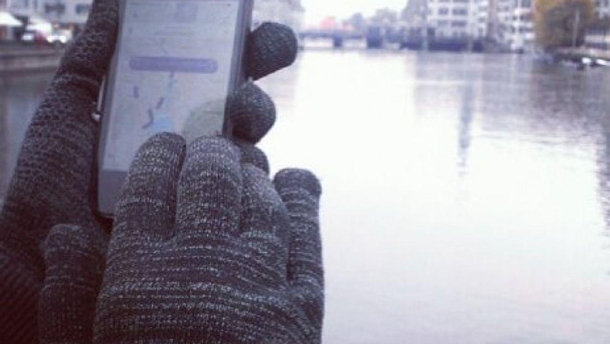 Cold days in Zurich