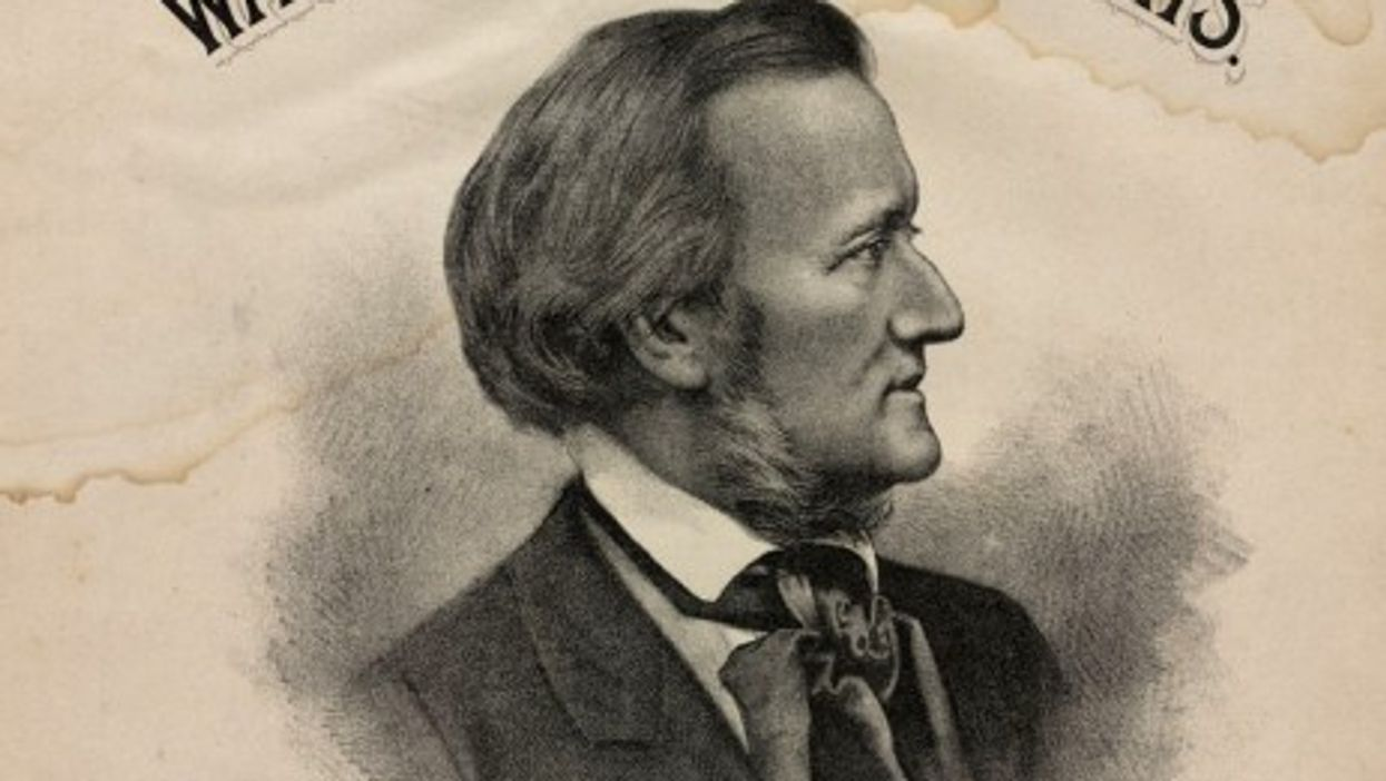 Composer Richard Wagner remains a persona non grata in Israel