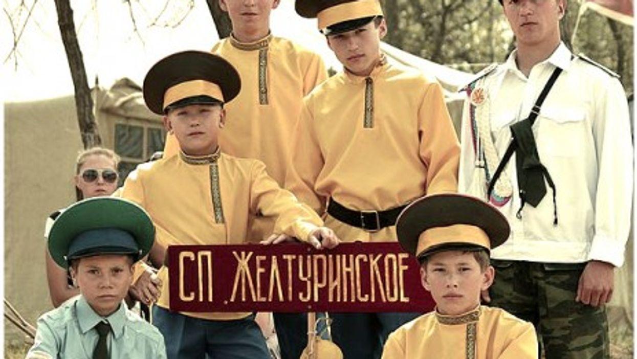 Cossacks from Zheltura