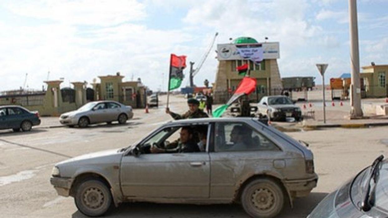 Courthouse Square, Benghazi