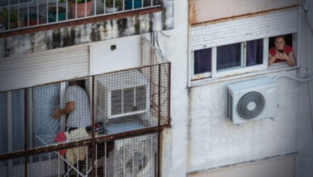 COVID-19 shutdown in Argentina