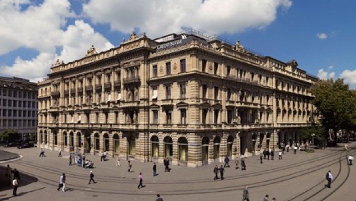Credit Suisse offices in Zurich (Credit Suisse)