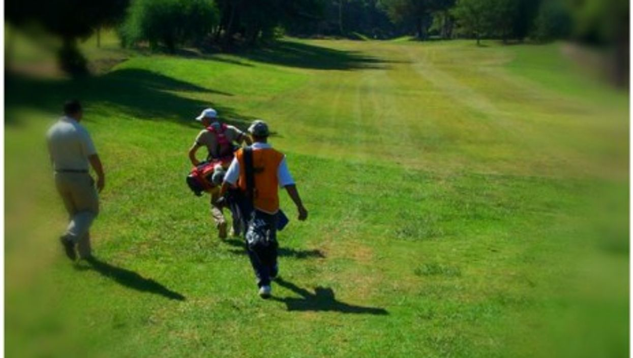 Cuba's only 18-hole course -- so far...