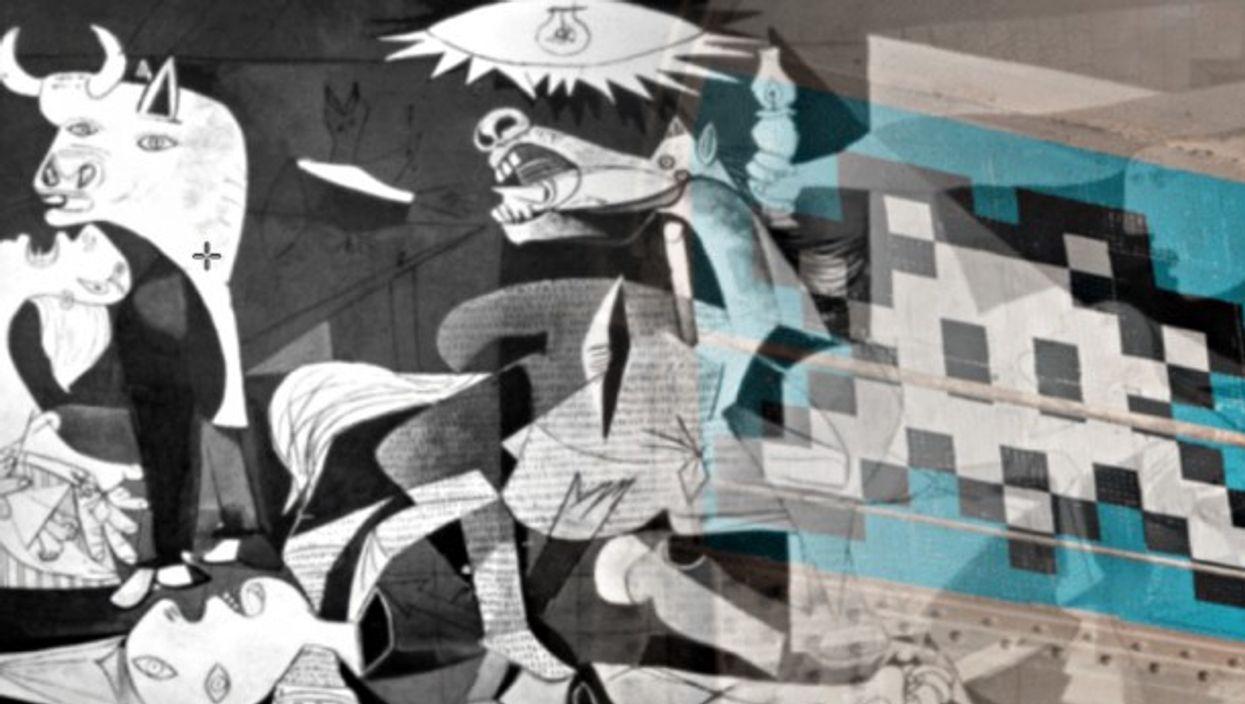 Cubism and Rubickscubism