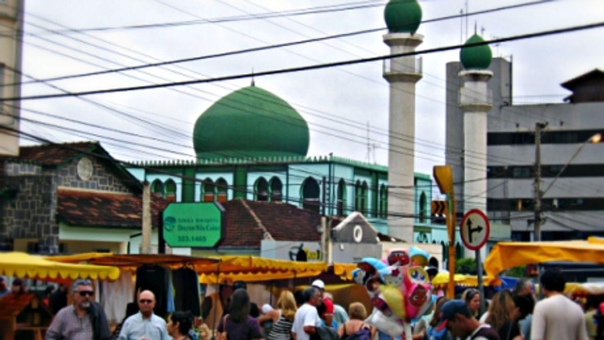 Curitiba's mosque