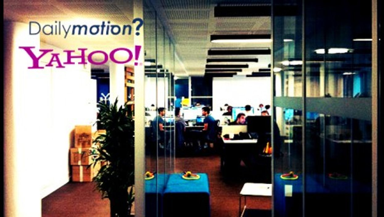 Dailymotion's HQ in Paris-montage