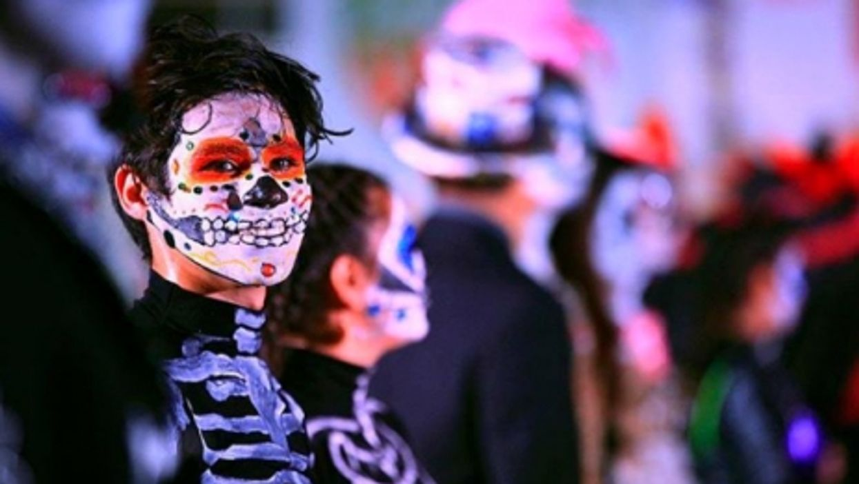 Day of the Dead celebrations in Ciudad Juarez
