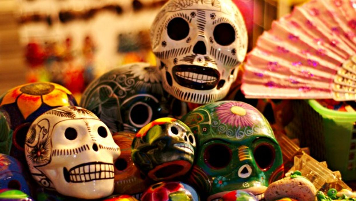 Day of the dead (languages?)