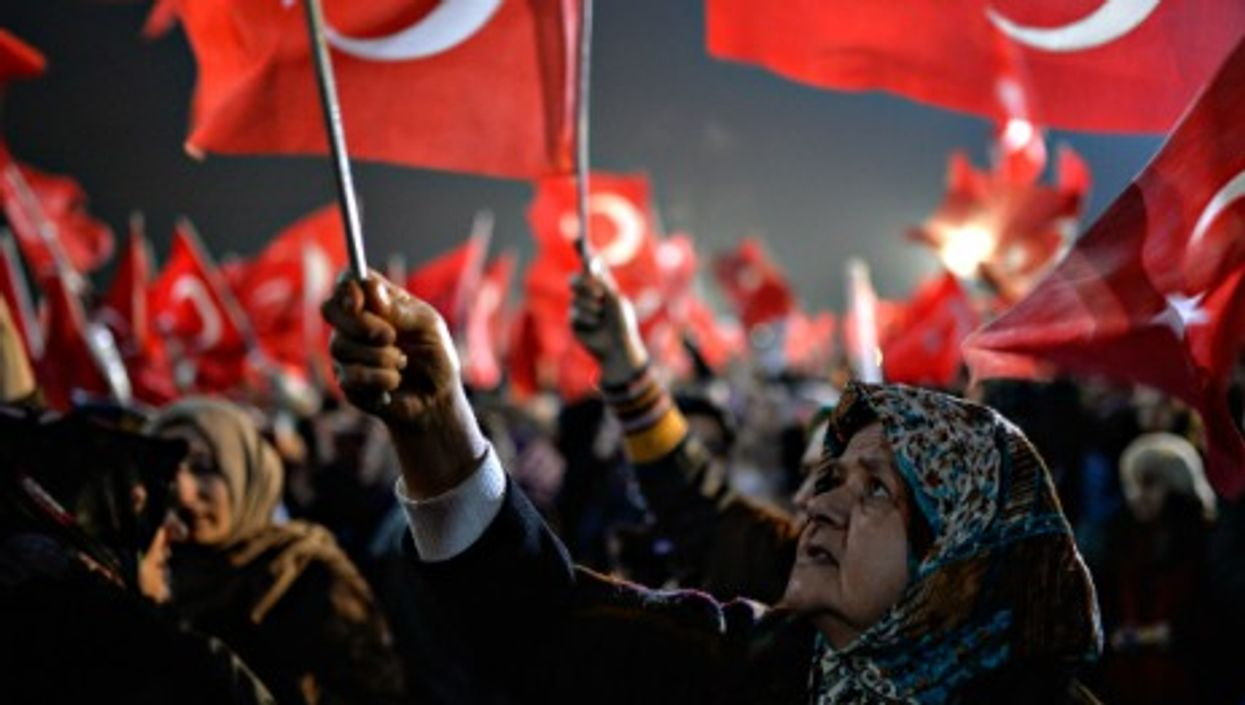 Dec. 17, 2014 protests in Istanbul