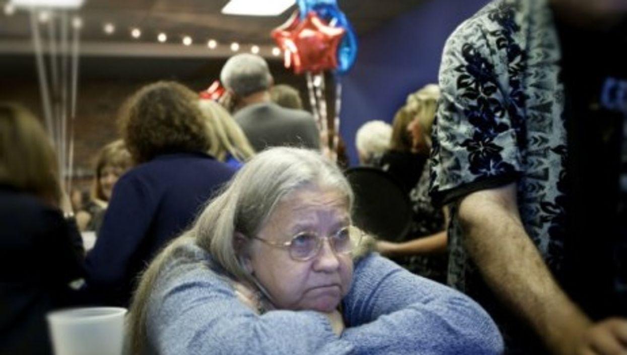 Democratic debacle in Sanford, North Carolina