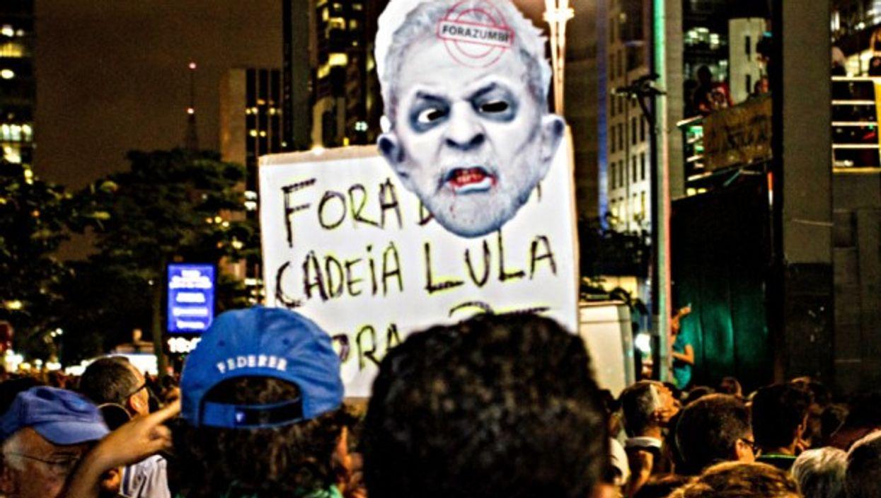 Demonstrations in São Paulo
