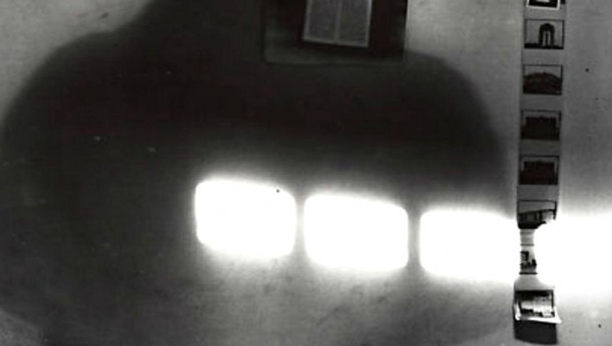 Detail from 'New York City, 7 Bleecker Street'
