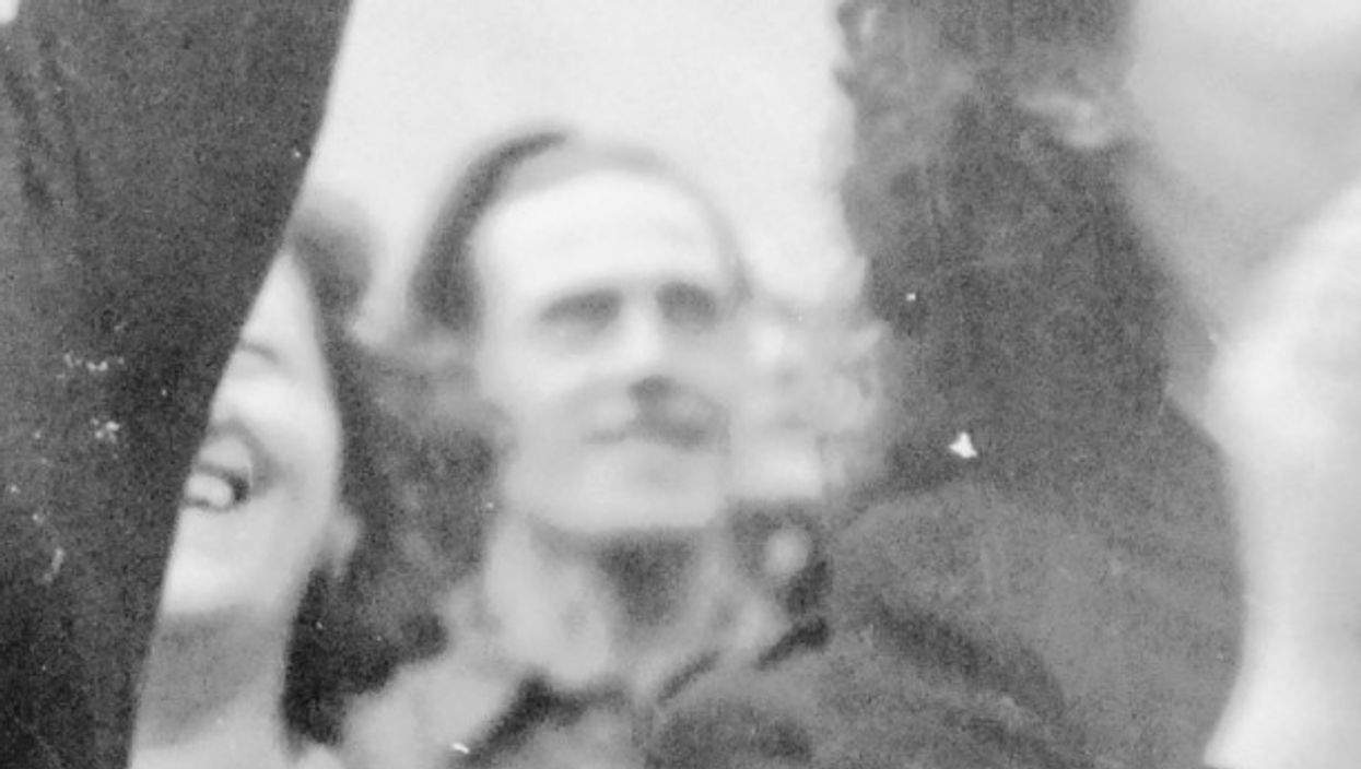 Detail of Aug. 1944 photograph