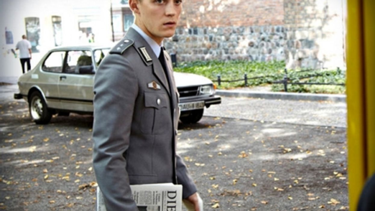 Deutschland 83 is a big hit outside of Germany