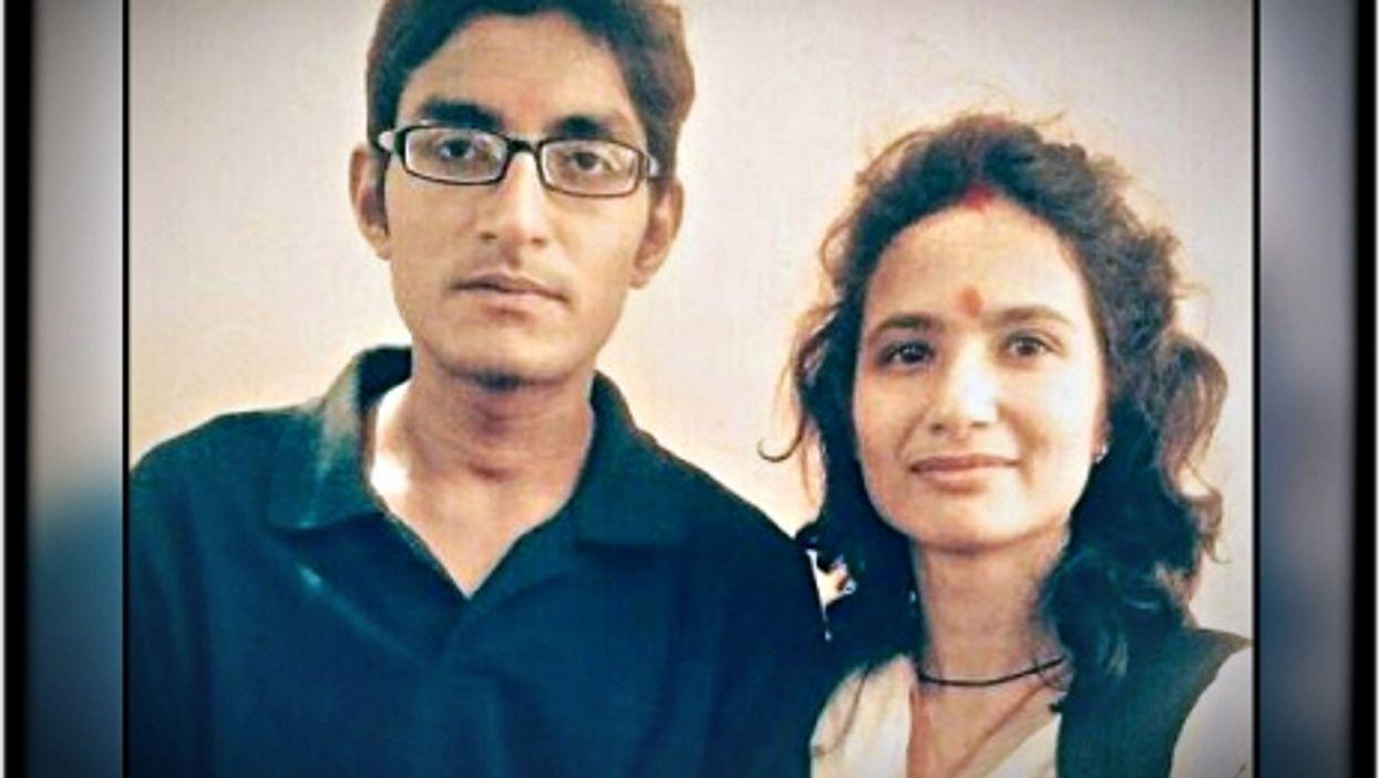 Devashish Meena and Pratibha Gujar