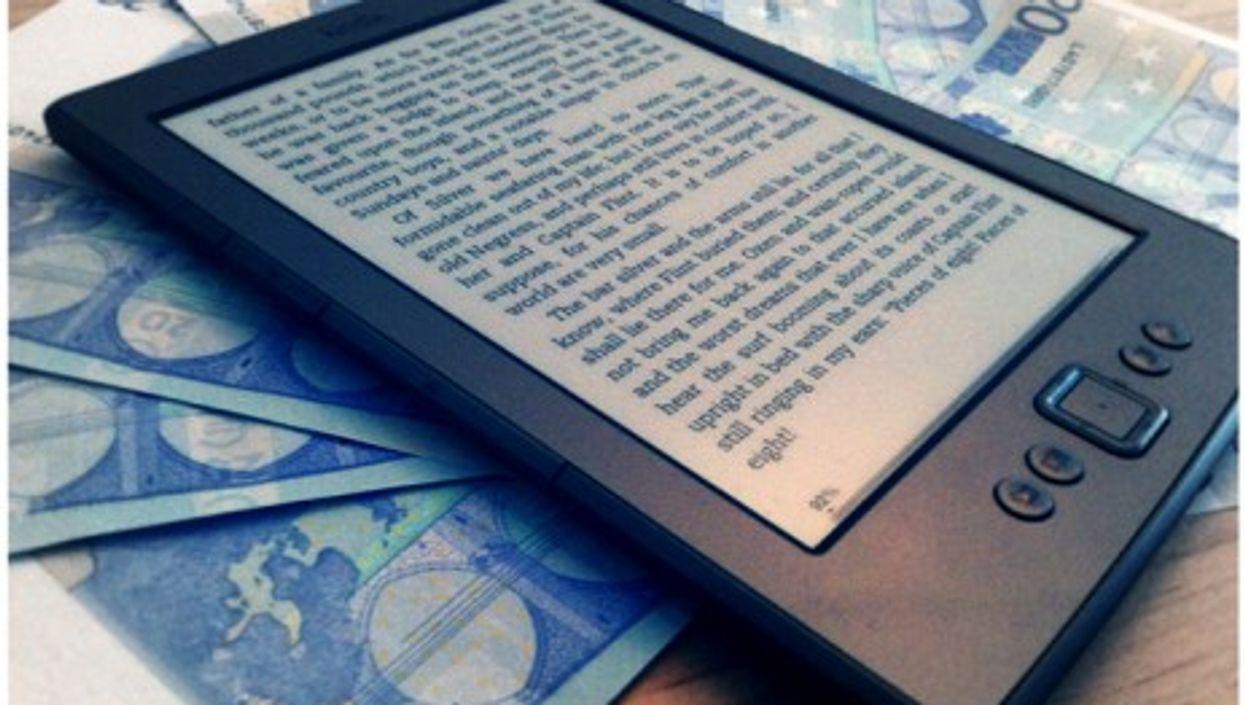 Digital book, real money