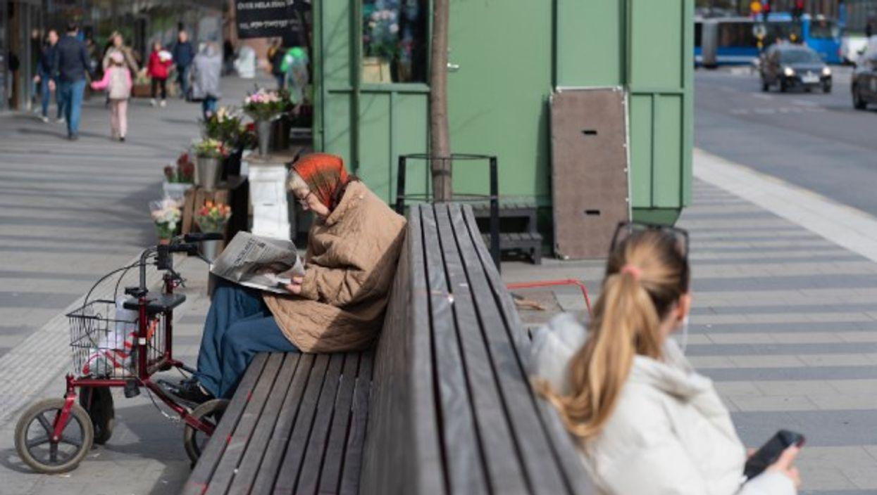 Divided in Stockholm