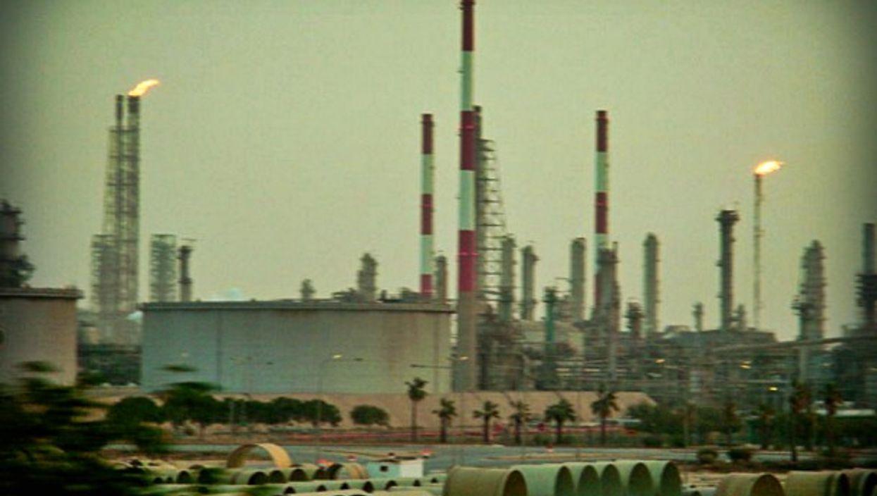 Domestic oil consumption is steadily increasing in Saudi Arabia