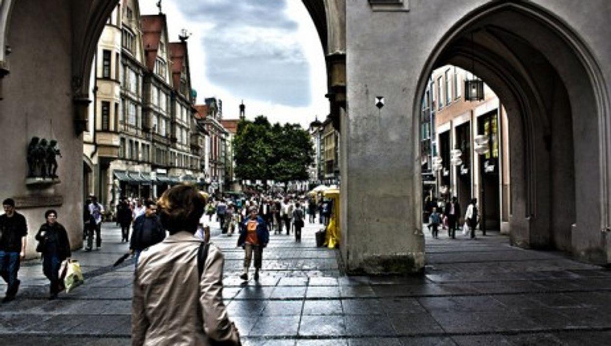 Downtown Munich
