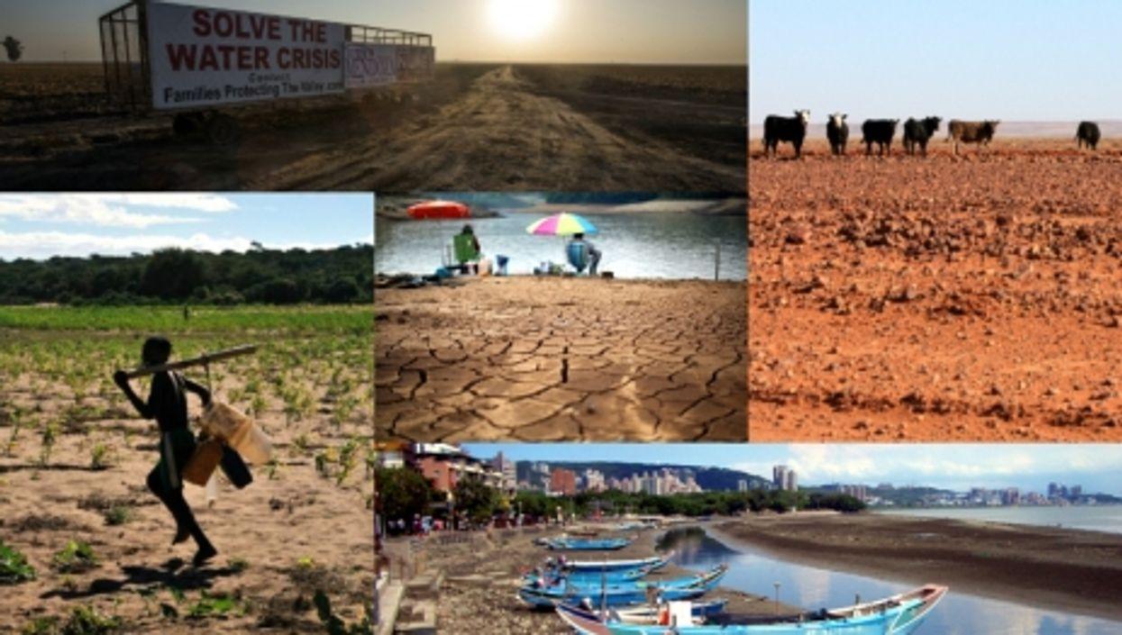 Droughts international