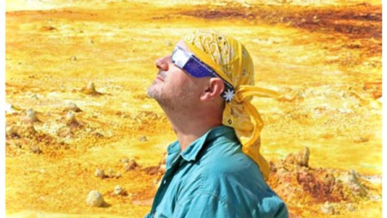 Eclipse hunter Carlo Dellarole
