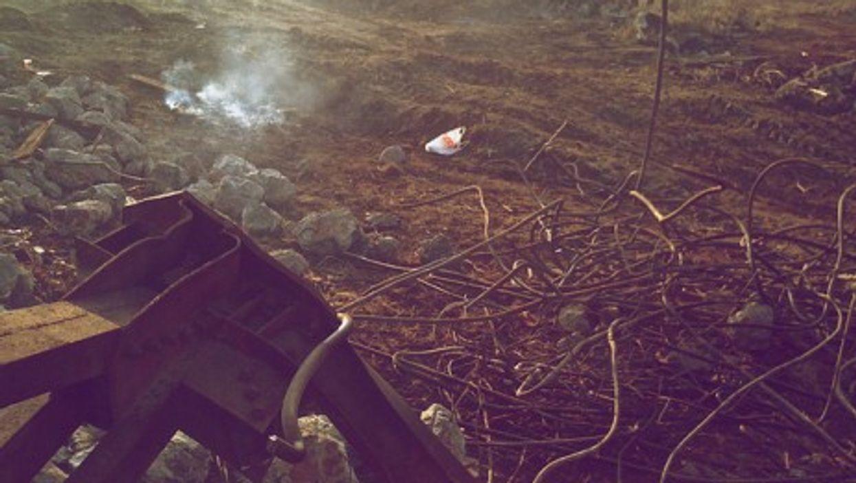 Ecological disaster in Sered, Slovakia (amneziak)