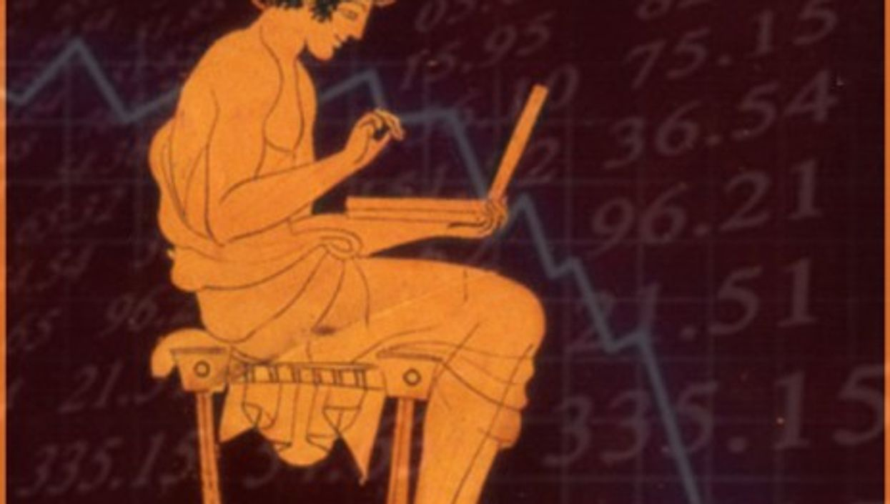 Economic crisis, technological growth