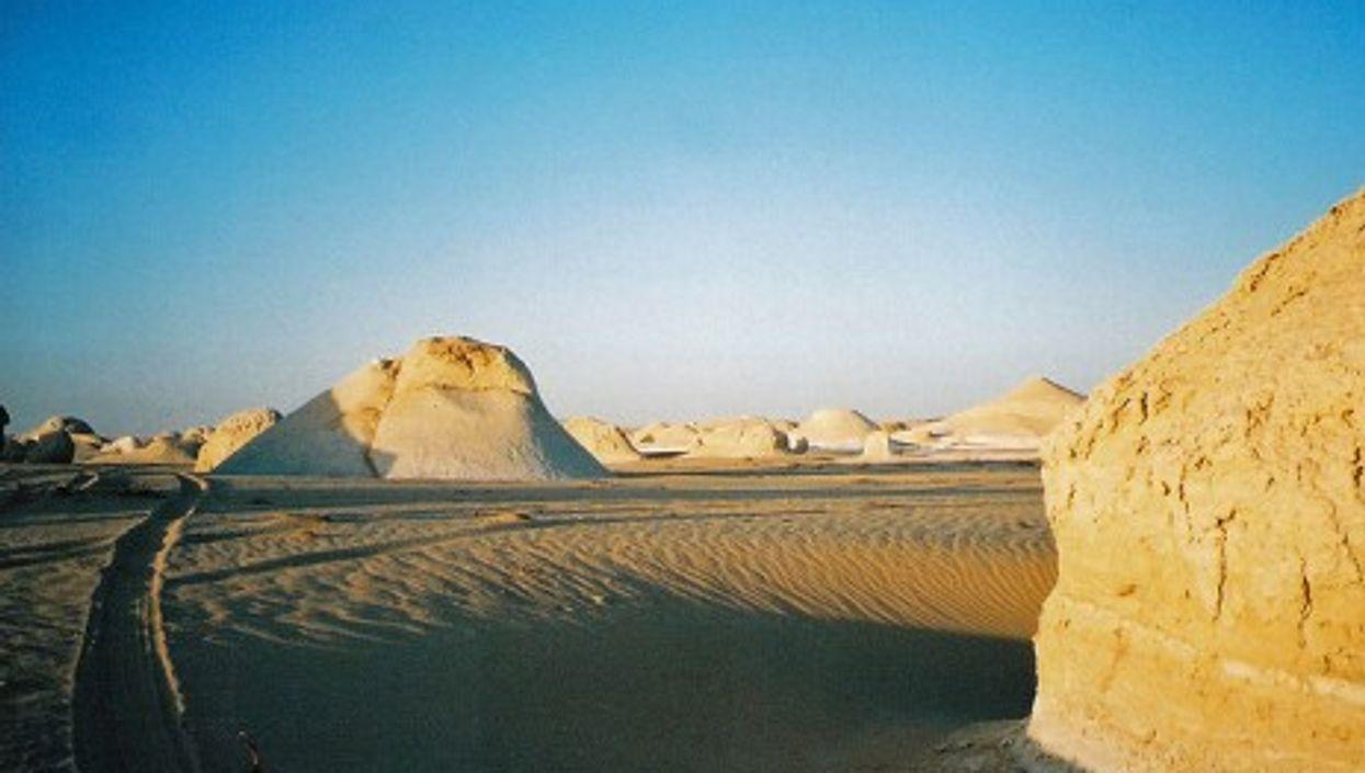 Egypt's White Desert