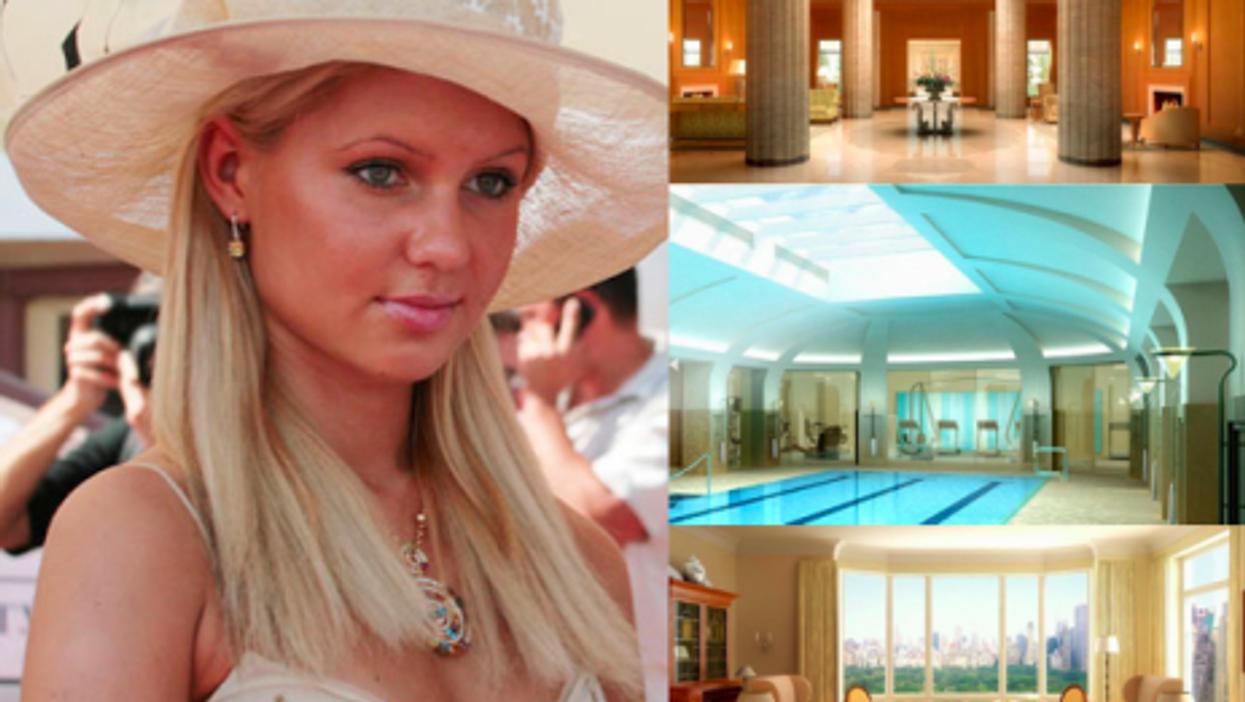 Ekaterina Rybolovleva and her $88 Million Crash Pad in NYC (fyinfodaily.com)