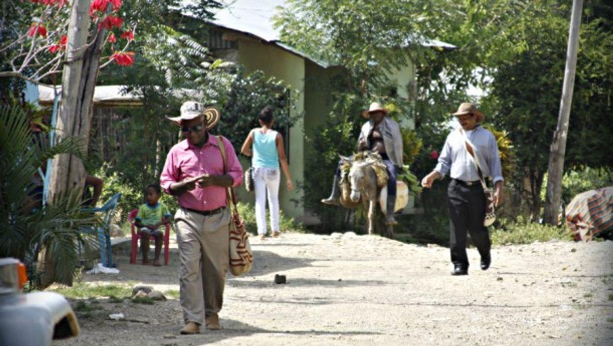 El Paraíso, a sleepy village that has suffered