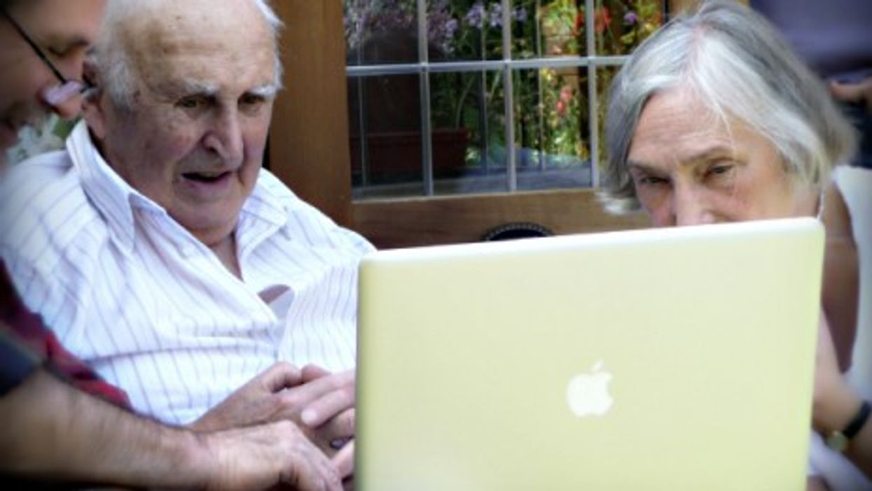 Elderly-friendly technology? Getting there ...