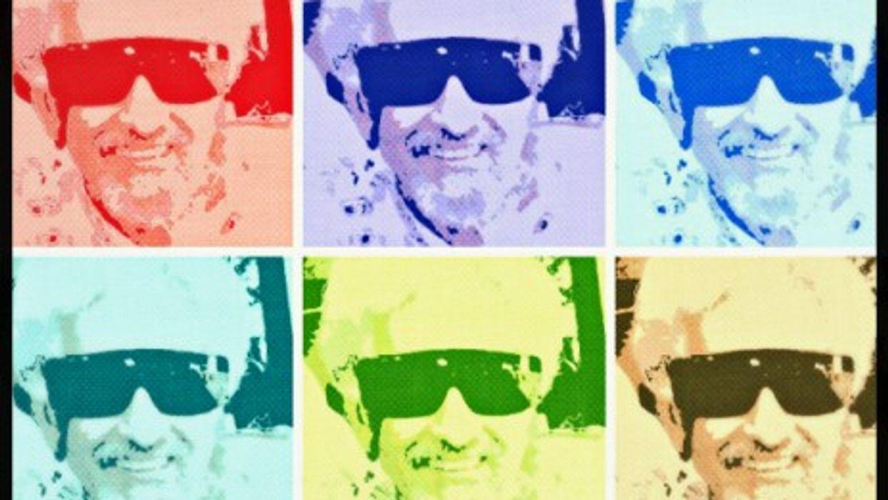 Electronic music pioneer Halim El-Dabh