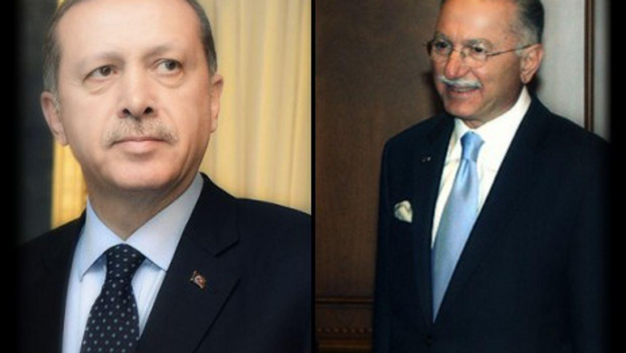 Erdogan and Ihsanoglu are ready to go head-to-head.