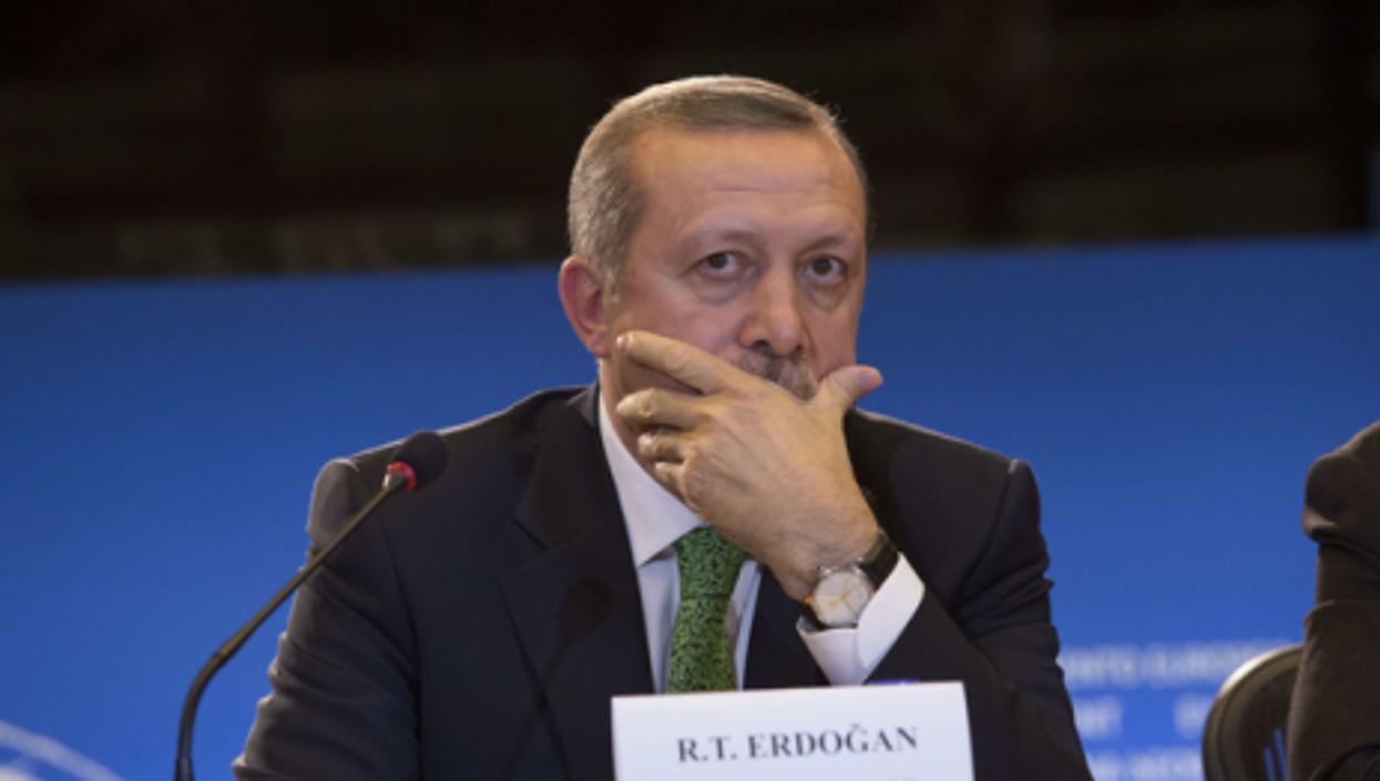 Erdogan denies wrongdoing