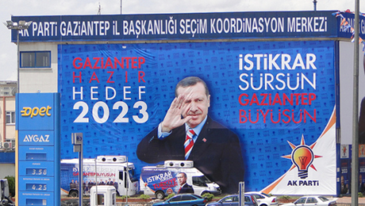 Erdogan has made abortion a new point of conflict in Turkey (Adam Jones)(