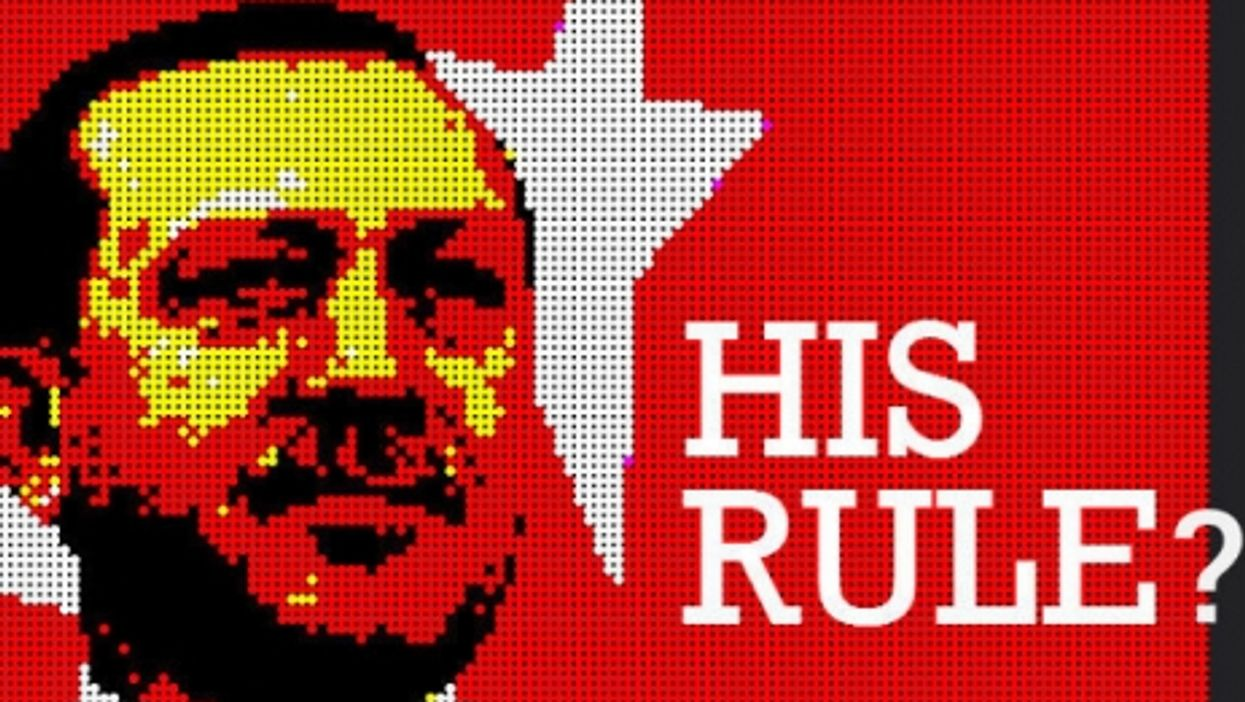 Erdogan's future is suddenly uncertain